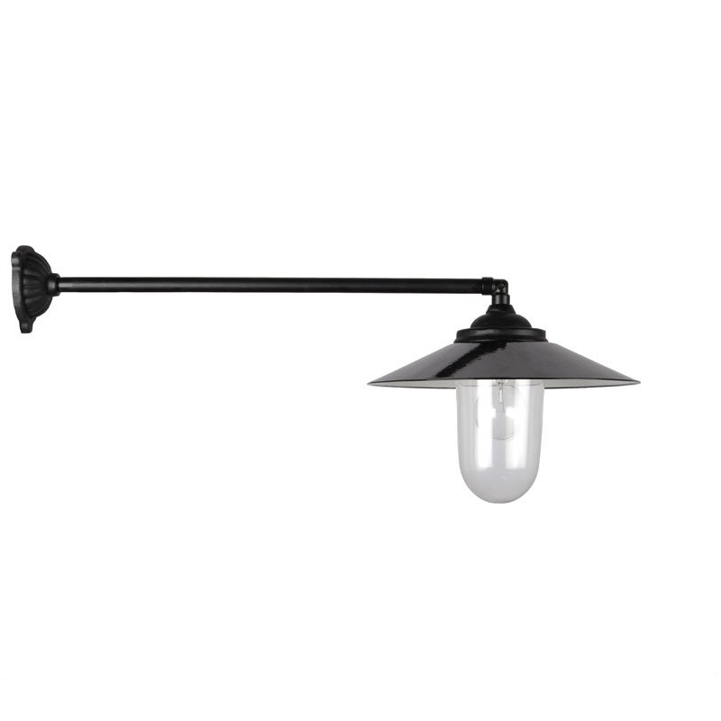 Rustic Lamp 90 Straight 67 cm Black