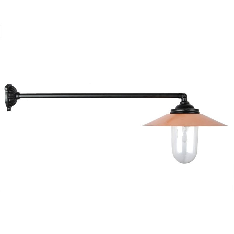 Rustic Lamp 90 Straight 77 cm Copper