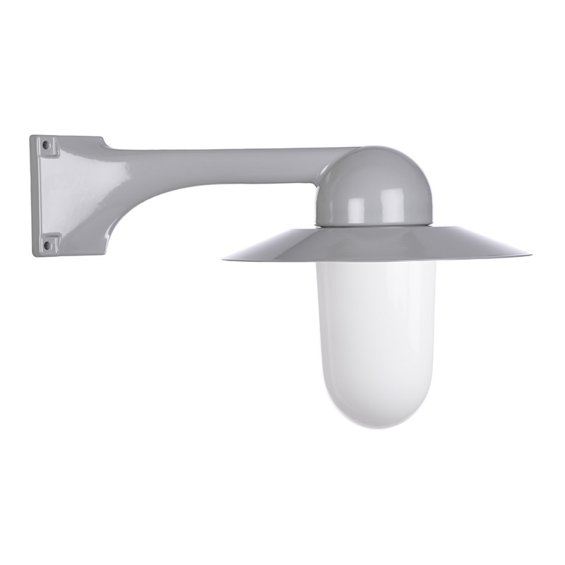 Trim Alu 90 Corner Grey Slim Opal Col Shade