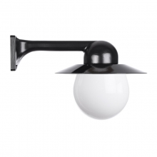 Trim Alu. 90 Black Pear Col Shade