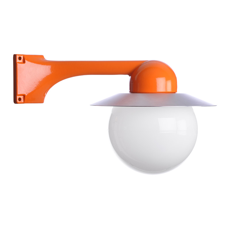 Trim Alu 90 Corner Orange Globe 180 Alu Shade