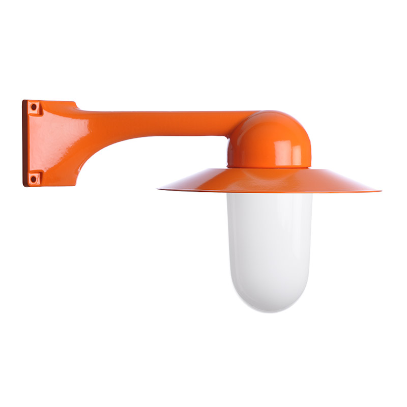 Trim Alu 90 Corner Orange Slim Opal Col Shade